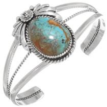 Natural Royston Turquoise Bracelet 27982
