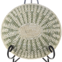Split Stitch Indian Tray Basket 24706