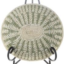 Split Stitch Indian Tray Basket 24706