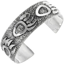 Native American Bear Claw Cuff 20325