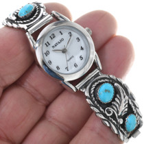 Native Turquoise Watch 24496