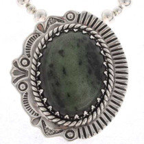 Sterling Silver Gemstone Pendant 25546