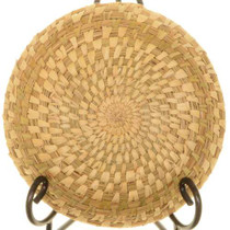 Traditional Natural Grass Indian Basket 25775