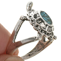 Sterling Ladies Turtle Ladies Ring 29283