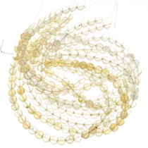 10mm Glass Beads 16 inch Strand
