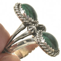 Ladies Navajo Gemstone Ring 25426