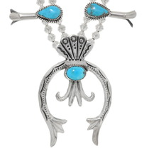 Blue Campitos Turquoise Jewelry 29372