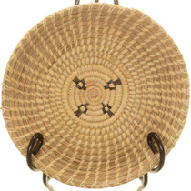 Papago Handwoven 20th Century Tray 25768