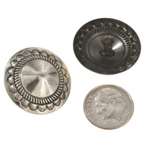 Native American Concho Button 229709
