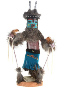 Deer Kachina Doll 16813