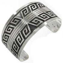 Overlaid Silver Handmade Bracelet 27724
