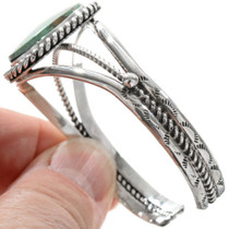 Navajo Silver Ladies Cuff 11448