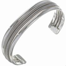 Sterling Silver Tahe Bracelet 27797