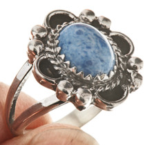 Native American Gemstone Ladies Ring 28598