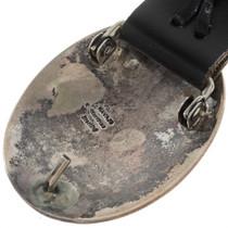 Handmade Silver Concho Belt 19673