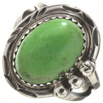 Green Turquoise Ladies Ring 28747