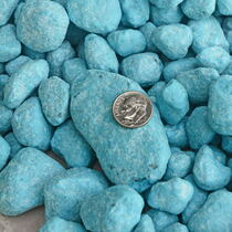 Rough Turquoise Nuggets 26373