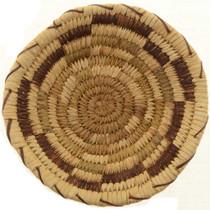 Papago Squash Blossom Basket 26919