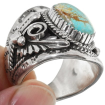 Native American Turquoise Ring 25272