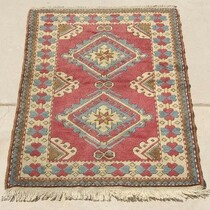 Handmade Wool Rug 25122