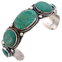 Old Pawn Style Turquoise Bracelet 24936