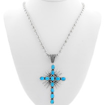 Southwest Cross Pendant 20799