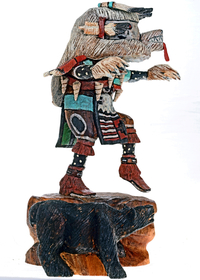 Cottonwood Collectible Kachinas 24554
