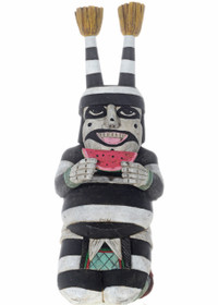 Clown Koshari Kachina Doll 28407