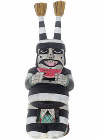 Clown Koshari Kachina Doll 28407