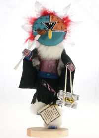 Chief Eototo Kachina Doll 16808