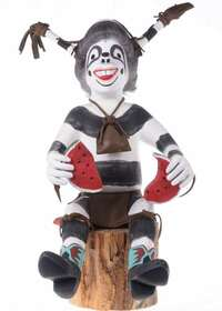 Hopi Koshari Clown 23146