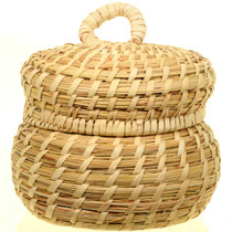 Papago Indian Southwest Basket 27593