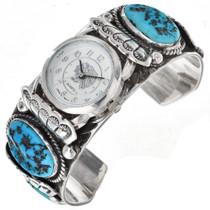 Sleeping Beauty Turquoise Watch Cuff 0048