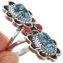 Native american ladies Pointer Ring 28902
