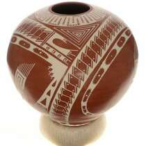 Mata Ortiz Large Pottery