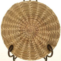20th Century Papago Tray Basket 26086