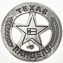 Texas Ranger Silver Badge 29009