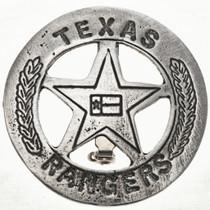 Texas Ranger Silver Badge 29009