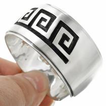 Navajo Sterling Cuff Bracelet 10559