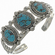 Ladies Three Stone Bisbee Bracelet 27806