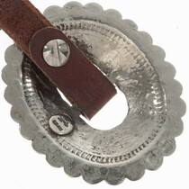 Navajo First Phase Concho Belt 23333