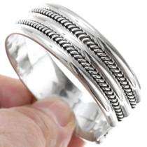 Navajo Twist Wire Cuff Bracelet 27787