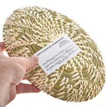 Split Stitch Papago Basket 22986