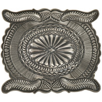 Santa Fe Finish Belt Buckle 28834