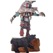 Authentic Cottonwood Kachina Doll 20696