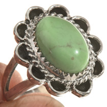 Native American Turquoise Ladies Ring 28615