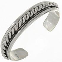 Twist Wire Cuff Navajo Bracelet 20683