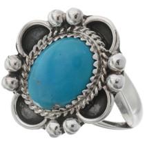 Kingman Turquoise Ring 27370