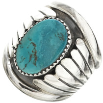 Turquoise Mens Ring 23189