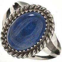 Lapis Lazuli Sterling Ring 28967